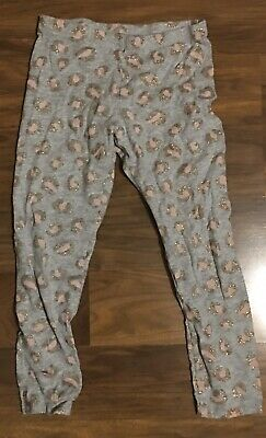 girls size 6 leggings