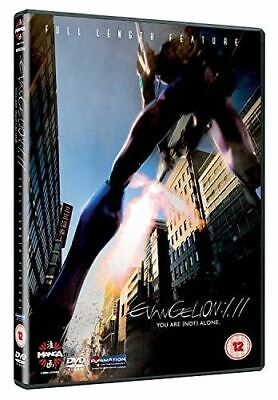 Evangelion 1.11 - You Are (Not) Alone [DVD], , Like New, DVD