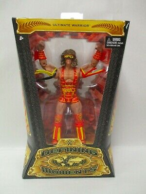 2015 Mattel Wrestling Wwe Wwf Elite Ultimate Warrior Defining Moments New