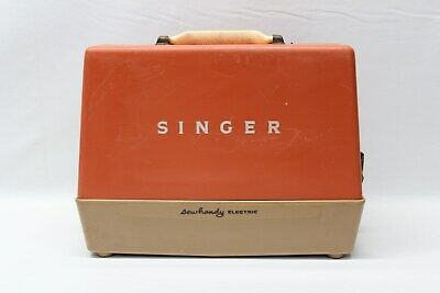 Vintage Singer Sewhandy Electric Sewing machine Model 50D