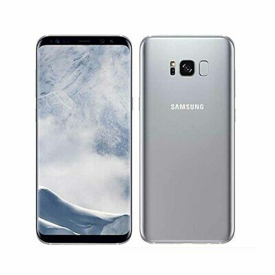 Samsung Galaxy S8 + Plus SM-G955F - 64GB - Unlocked SIM Free - Black/Silver/Grey