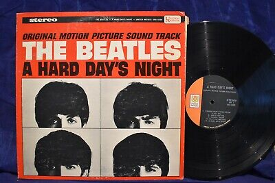 The Beatles  A Hard Day's Night LP w/ I Cry Error