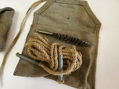 WWII Mauser Cleaning Kit set of 2