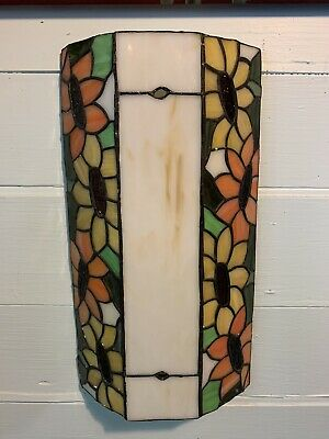 Leadlight Stained Glass Cover For Ceiling Light Wall Light Glass Shade