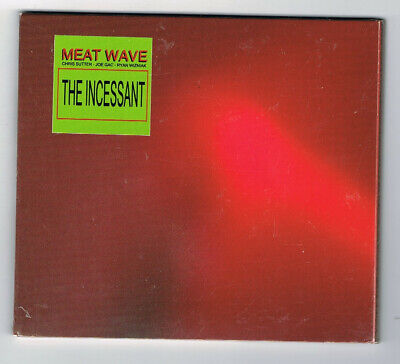 ♫ - Meat Wave - The Incessant - Cd 12 Titres - 2017 - Neuf New Neu - ♫