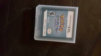 Pokemon Soulsilver soul silver Nintendo DS Cart only Free postage