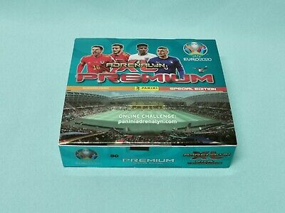 Panini Adrenalyn XL Uefa Euro EM 2020 1 x Premium Display / 10 Booster