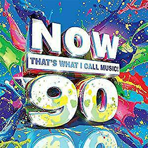 Now Thats What I Call Music 90 - New & Sealed - Uk Stock - Double Cd