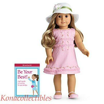 American Girl Petal Pink Outfit + Book Valentine