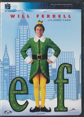 Elf (DVD, 2004, 2-Disc Special Edition, Canadian, Widescreen) Will Ferrell