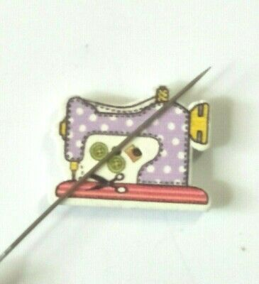 Needle Minders for Crosstitch Needle Keeper Magnetic Minder     Sewing Machine