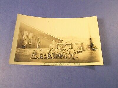 Vintage Shenandoah, Pa Area The Maple Hill Colliery Picture 1931