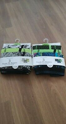 Boys Boxers Age 4-5Brand new