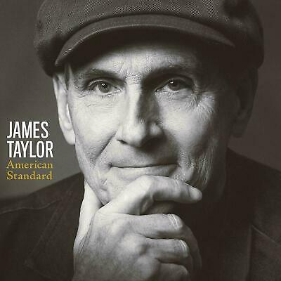 JAMES TAYLOR AMERICAN STANDARD CD (New Release February 28th 2020) - PRE-ORDER