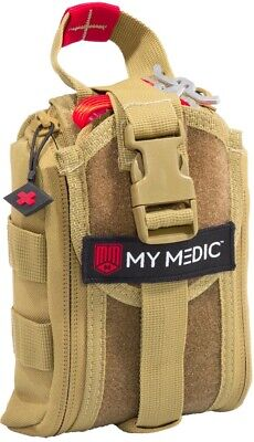 NEW My Medic Range Medic Advanced Emergency First Aid Kit Coyote