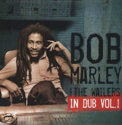 Bob & The Wailers Marley - Vol. 1-In Dub [Vinyl New]
