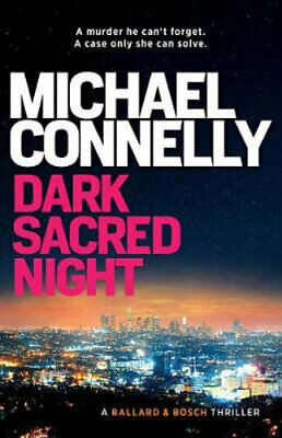 NEW Dark Sacred Night By Michael Connelly Paperback Free Shipping