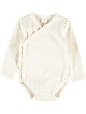 NEW BABY BERRY ORGANIC Baby Undyed Organic Bodysuit by Best&Less