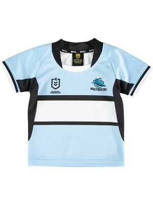 NEW SHARKS Nrl Toddlers Jersey by Best&Less