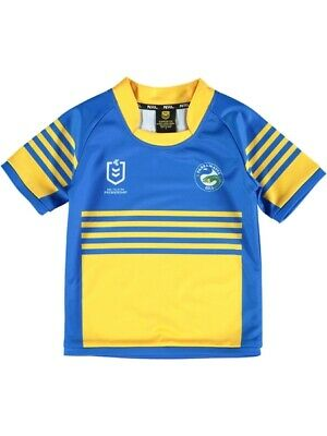 NEW EELS Nrl Toddlers Jersey by Best&Less