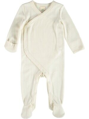 NEW BABY BERRY ORGANIC Baby Undyed Organic Romper by Best&Less