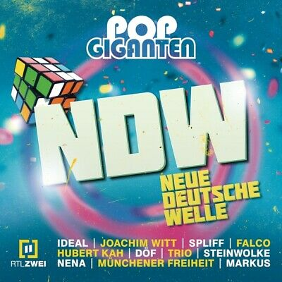 Various - Pop Giganten NDW CD (3) SME Media NEU