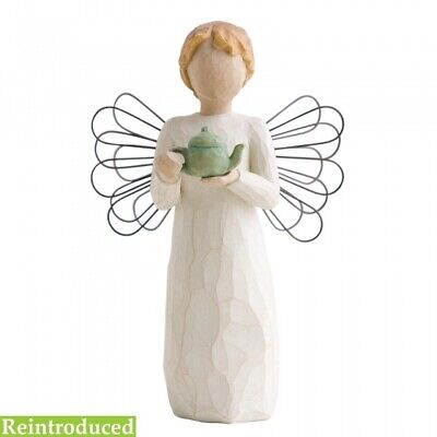 NEW Angel Of The Kitchen Figurative Sculpture - Willow Tree Collectable