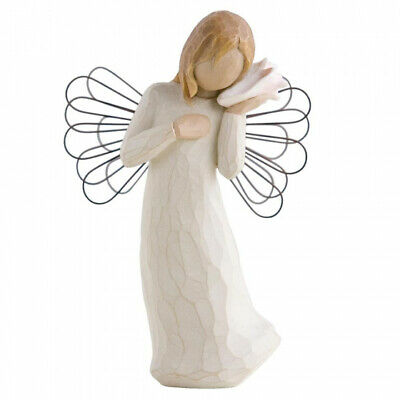 NEW Thinking Of You Figurine Ornament - Willow Tree Collectable Susan Lordi