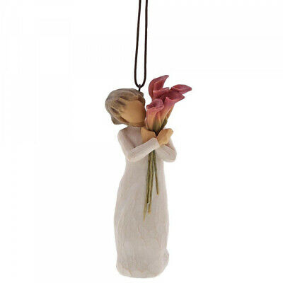 NEW Bloom Figurative Hanging Ornament - Willow Tree by Susan Lordi