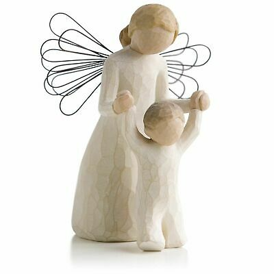 NEW Guardian Angel Figurative Sculpture - Willow Tree Collectable Susan Lordi