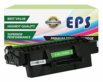 EPS Compatible Toner Cartridge Replaement for Samsung MLTD209L High Yield  Bl...