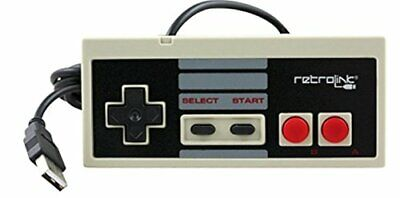 RetroLink Wired NES Style USB Controller