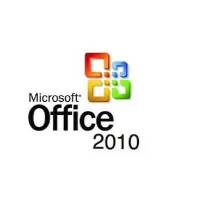 MS Microsoft Office 2010 Professional Plus / Vollversion / Product Key /via Ebay