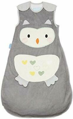 Tommee Tippee Gigoteuse D'Hiver Grobag Ollie La Chouette, 0-6 Mois, 2,5 Tog, 100