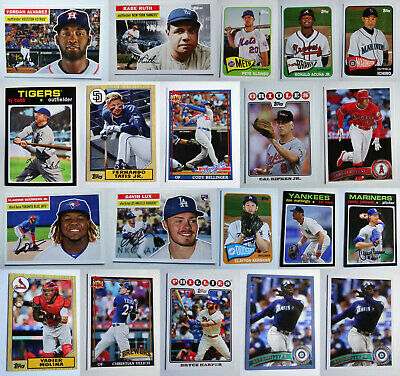 2020 Topps Series 1 Topps Choice Baseball Card Complete Your Set You U Pick 1-25