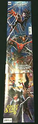 Amazing Spider-Man 39 Gwen Stacy 1 Symbiote Alien Reality 3 Chinese New Year Set