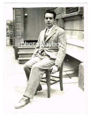 David Lamson Wife Murderer Convicted To San Quentin Death Row Press Photo 1933