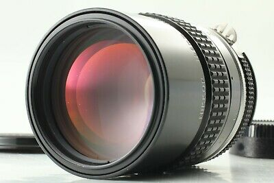 [Excellent+++++] Nikon Ai Nikkor 135mm F/2.8 Manual Focus MF Lens From Japan #02