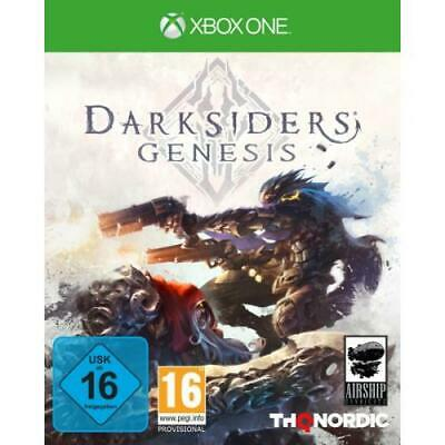 Xb-one - Darksiders Genesis Xb-one [DE-Version] XBox Thq NEU