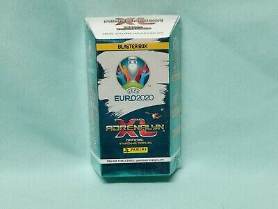 Panini Adrenalyn XL Uefa Euro EM 2020 Blaster Box 5 x Limited Edition