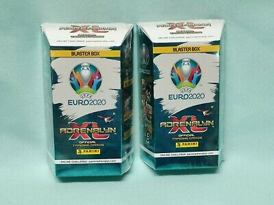 Panini Adrenalyn XL Uefa Euro EM 2020 2 x Blaster Box je 5 x Limited Edition