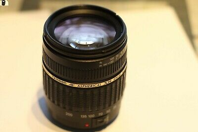 For Canon Tamron LD A014 18-200mm f/3.5-6.3 LD Di-II XR Aspherical IF Lens