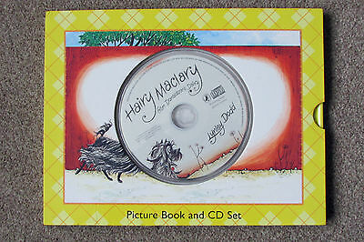 New Hairy Maclary from Donaldsons Diary Picture Book and CD Set