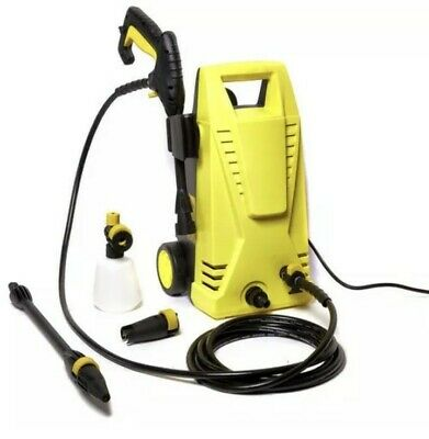 NEW! CHEAP 90 bar 1700W Domestic High Pressure Washer Power Cleaner HPI1700 SALE