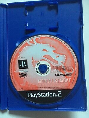 Mortal Kombat Deadly Alliance Sony PlayStation 2 Ohne Original OVP