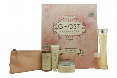 Ghost Sweetheart Gift Set 6 Pieces - Women's For Her. New. Free Shipping