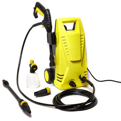 NEW High Pressure JET WASHER Domestic Cleaner 90 Bar 1700W HPI1700 POWERFUL