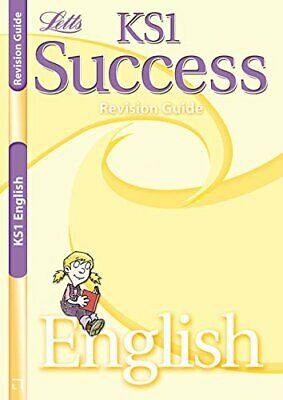 (Good)-Letts Key Stage 1 Success - English: Revision Guide (Paperback)-Paul Broa