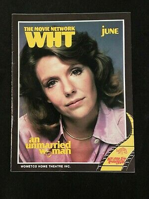 1979 June *An Unmarried Woman-Clayburgh* The Movie Network Wht Guide (As)