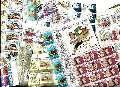 Discount postage stamps - full back gum - total face value $150